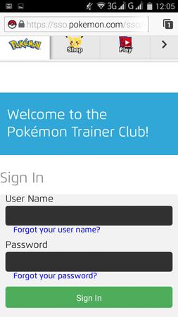 APP, Pokémon GO, 帳號註冊09