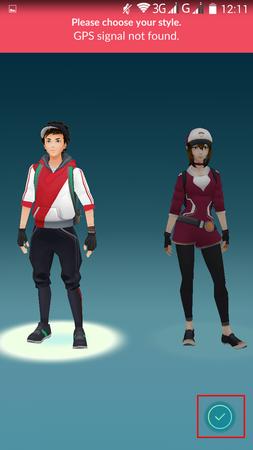 APP, Pokémon GO, 基本設定02