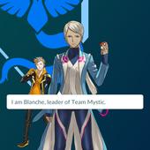 APP, Pokémon GO, 隊伍, 藍隊
