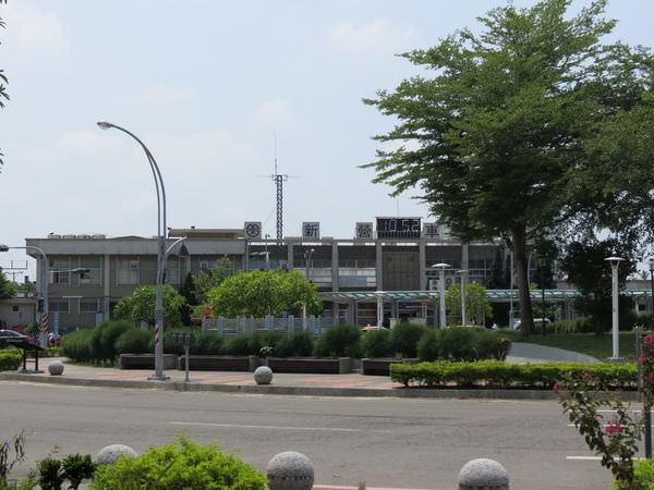 新營車站, 臺南市, 新營區, 中山路