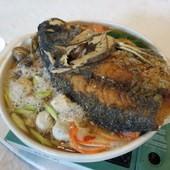 台糖尖山埤江南渡假村,餐廳, 桂華園, 餐點, 沙鍋魚頭