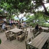大鋤花間咖啡生態農場, 用餐環境, 1F