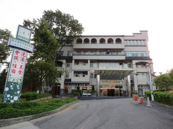 關子嶺統茂溫泉會館, 台南市, 白河區, 關嶺里