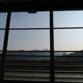 關子嶺統茂溫泉會館, 房間, 四人湯屋套房, 窗外景色