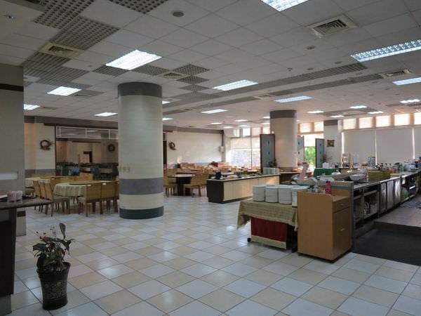 關子嶺統茂溫泉會館, 公共設施, 自助餐廳