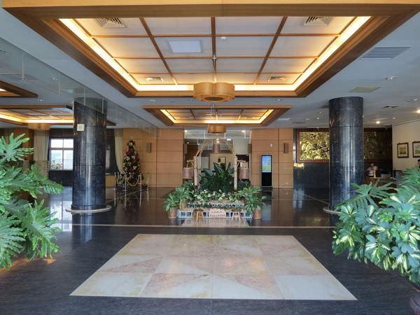 關子嶺統茂溫泉會館, 大廳