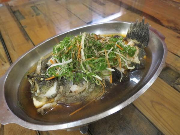 原味山產美食, 餐點, 筍殼魚