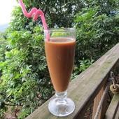大鋤花間咖啡生態農場, 餐點, 冰咖啡