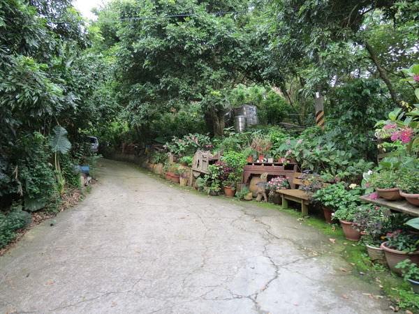 大鋤花間咖啡生態農場, 戶外環境, 山坡道