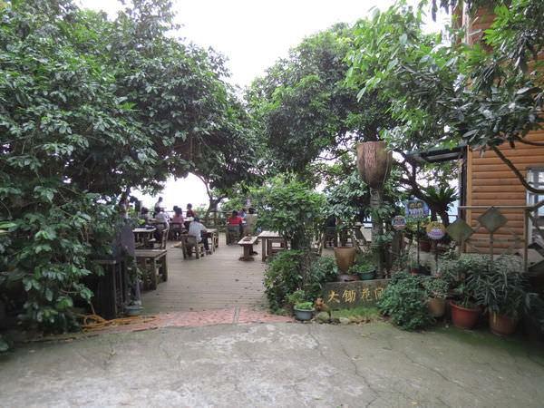 大鋤花間咖啡生態農場, 戶外環境, 入口