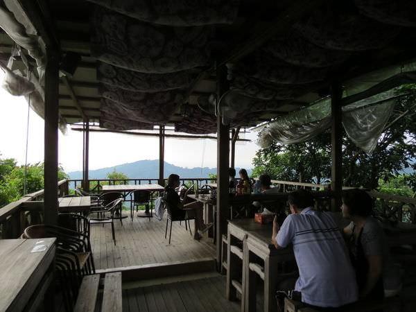 大鋤花間咖啡生態農場, 用餐環境, 2F