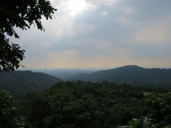 大鋤花間咖啡生態農場, 自然風景