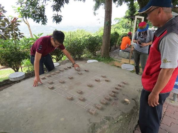 仙湖休閒農場, 設備, 象棋