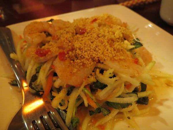 銘記越南美食, 餐點, 涼拌木瓜絲