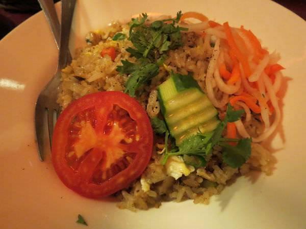 銘記越南美食, 餐點, 越式炒飯