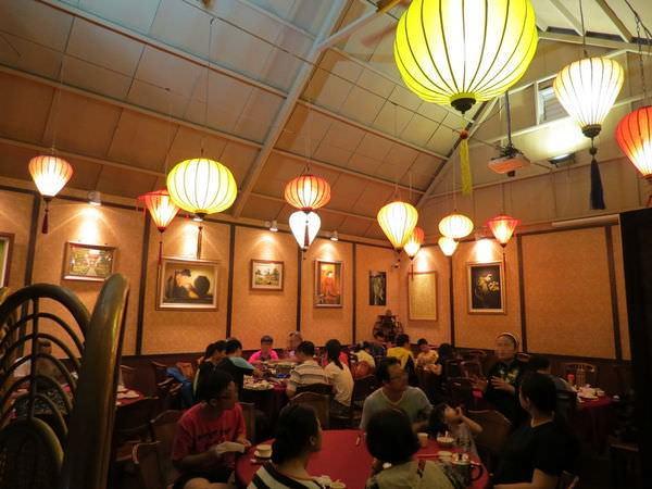 銘記越南美食, 環境, 用餐區