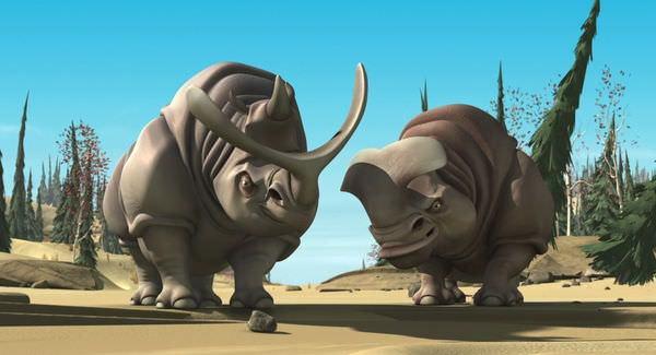 《冰原歷險記》來認識遠古動物吧! 闕小豪