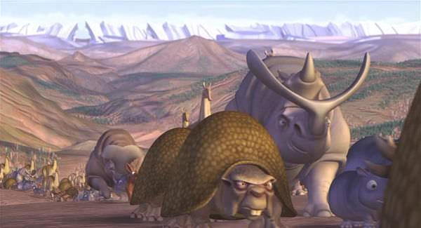 Movie, Ice Age(美) / 冰原歷險記(台) / 冰河世纪(中.諜) / 冰河世紀(港) / 冰川时代(網), 電影劇照