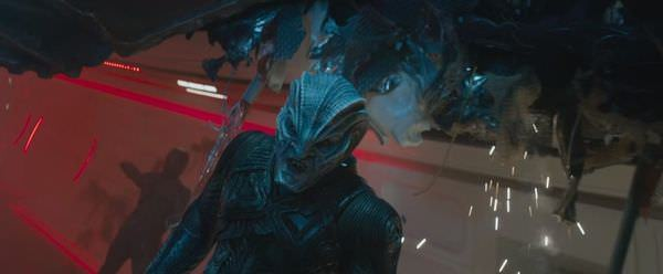 Movie, Star Trek Beyond(美) / 星際爭霸戰:浩瀚無垠(台) / 星际迷航3:超越星辰(中) / 星空奇遇記:超域時空(港), 電影劇照