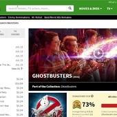 Movie, Ghostbusters(美) / 魔鬼剋星(台) / 超能敢死队(中) / 捉鬼敢死隊3(港), 評分網站, 爛蕃茄