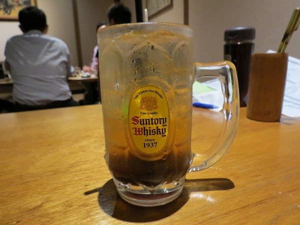 照島再生酒場, 餐點, 紫蘇梅角嗨