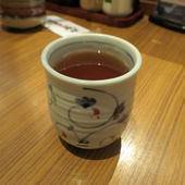 伊勢路-勝勢日式豬排@微風松高店, 餐點, 萊姆綠茶
