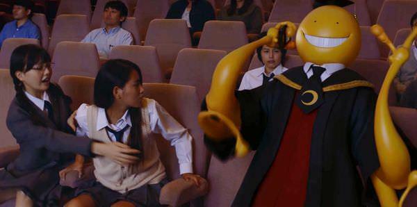 教室 卒業 編 暗殺 映画「暗殺教室」シリーズを徹底紹介 「卒業編」では2代目死神が登場しない?【あらすじ・キャスト】