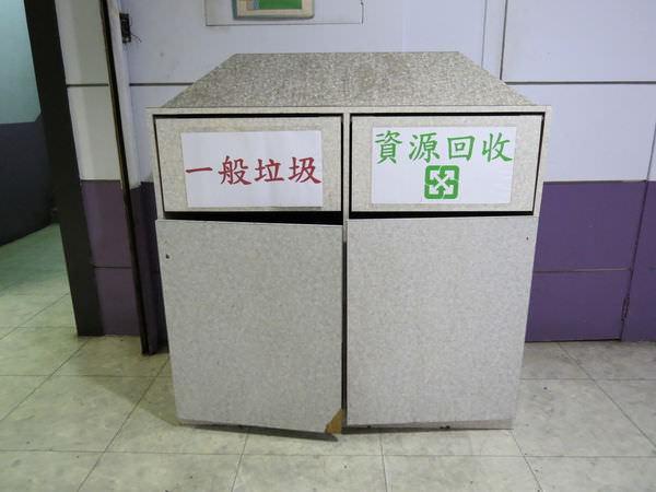 萬代福影城, B1F, 垃圾桶