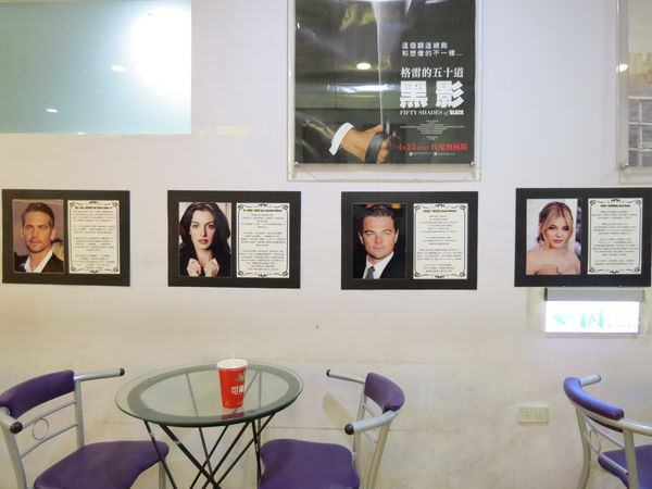 萬代福影城, 3F, 好萊塢明星