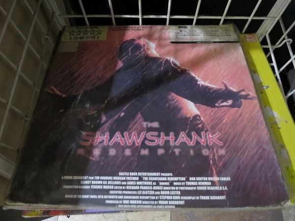 萬代福影城, 3F, 電影拷貝帶, 刺激1995(The Shawshank Redemption, 1994)