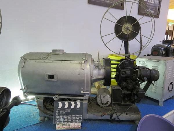 萬代福影城, 3F, 台灣第一台放映機A