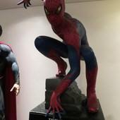 Movie, The Amazing Spider-Man/蜘蛛人:驚奇再起/超凡蜘蛛俠/蜘蛛俠:驚世現新, 廣告看板, 模型, 台中新光影城