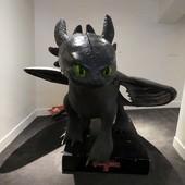 Movie, How to Train Your Dragon 2(美)/馴龍高手2(台)/驯龙高手2(中)/馴龍記2(港), 廣告看板, 模型, 台中新光影城