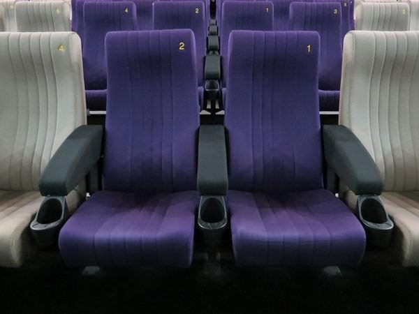 台中新光影城, 影廳, 座椅(5廳)