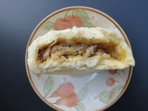 六張犁饅頭店, 菜包(葷)