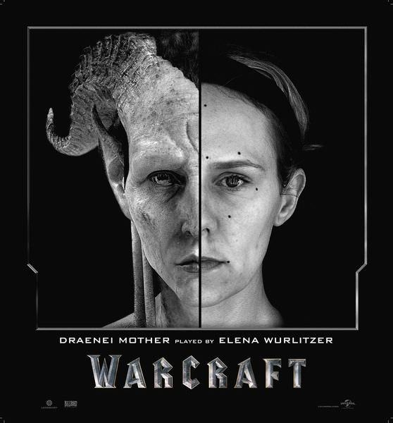 Movie, Warcraft(美) / 魔獸:崛起(台) / 魔兽(中) / 魔獸爭霸:戰雄崛起(港), 電影海報, 角色