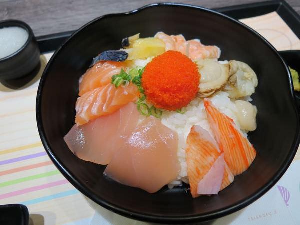 爭鮮定食8@大直薇閣店, 豪華海景丼