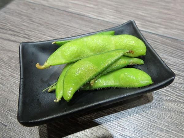 爭鮮定食8@大直薇閣店, 毛豆