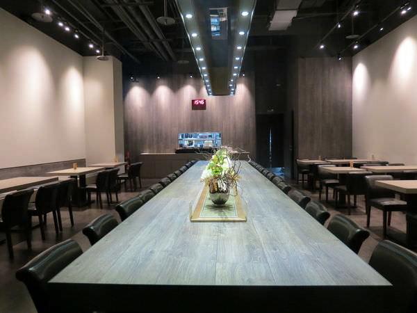 爭鮮定食8@大直薇閣店, 用餐環境
