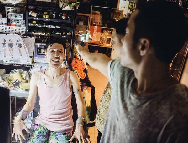 Movie, 青田街一號(台) / The Laundryman(英文), 電影劇照