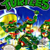 Game, 忍者龜 / Teenage Mutant Ninja Turtles, 封面