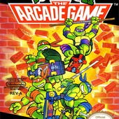 Game, 忍者龜2 / Teenage Mutant Ninja Turtles II : The Arcade Game, 封面