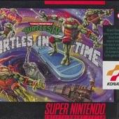 Game, 忍者龜4 / Teenage Mutant Ninja Turtles IV : Turtles In Time, 封面