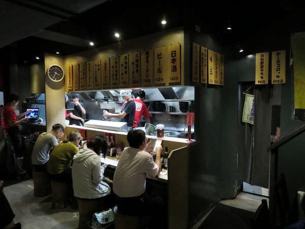 樂麵屋@西門店, 廚房