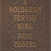 Novel, A Hologram for the King / 梭哈人生, 封面