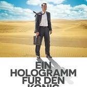 Movie, A Hologram for the King(英+法+美) & Ein Hologramm für den König(德) / 梭哈人生(台) / 国王的全息图(網), 電影海報, 德國