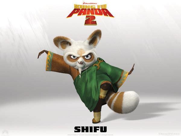 Movie, Kung Fu Panda 2(美) / 功夫熊貓2(台.中.港), 電影海報, 角色