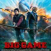 Movie, Big Game(芬.英.德) / 總統遊戲(台) / 冰峰游戏(網), 電影海報