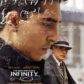Movie, The Man Who Knew Infinity(英) / 天才無限家(台) / 知无涯者(網), 電影海報