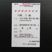 Movie, テラフォーマーズ(日) / 火星異種(台) / Terra Formars(英文), 電影票
